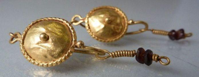 Roman jewellery in York was stolen