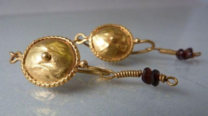 Skradziono rzymską biżuterię w York