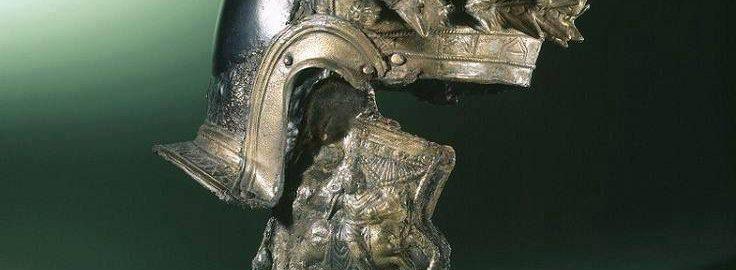Roman helmet, dated CE 150-200
