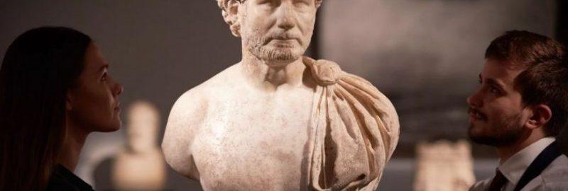 Liczące 1800 lat rzymskie popiersie zostało sprzedane za niemal milion dolarów
