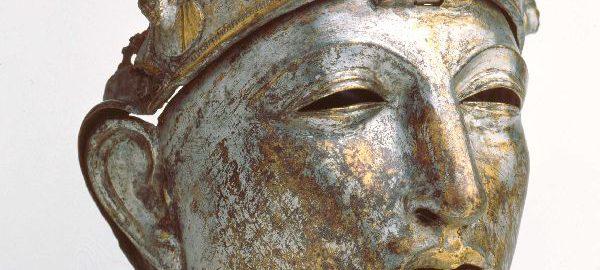 Maska elitarnej rzymskiej jazdy