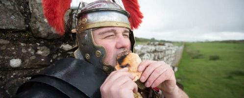 McRoman, or fast-food in ancient Rome