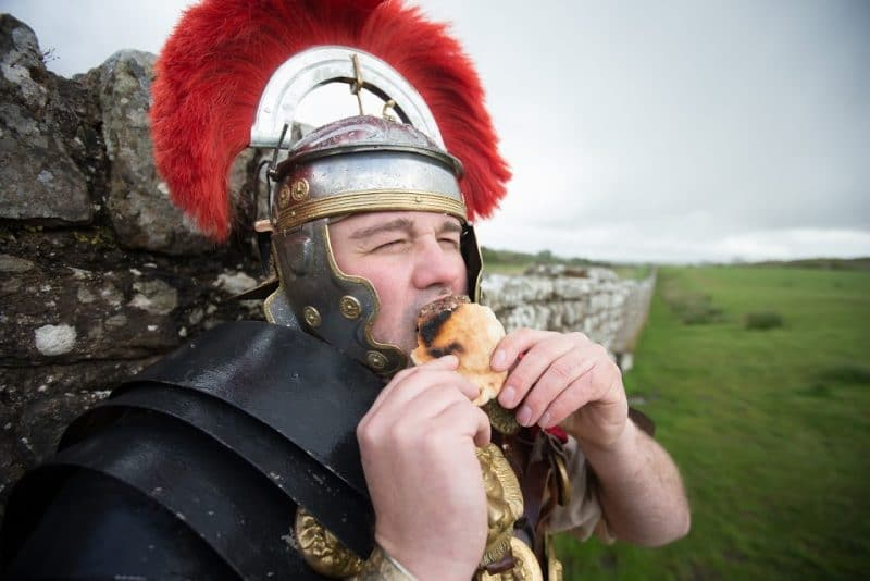 McRoman - fast-food in ancient Rome