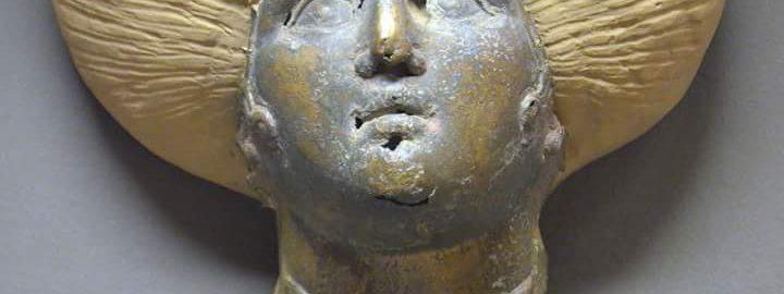 Piękny rzymski wizerunek kobiety