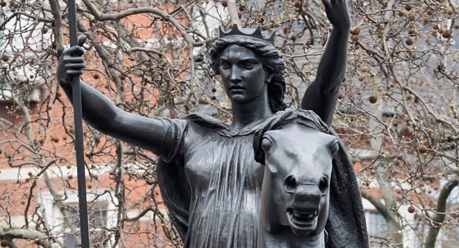 Boudica, wojownicza królowa Celtów