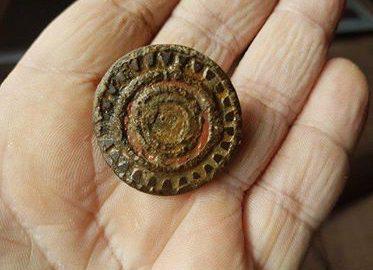 Czytelnik IMPERIUM ROMANUM dokonał odkrycia w Anglii