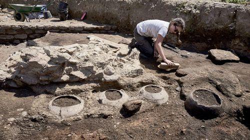 Archeolodzy odkrywają