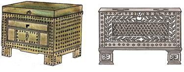 Rzymskie skrzynie na monety