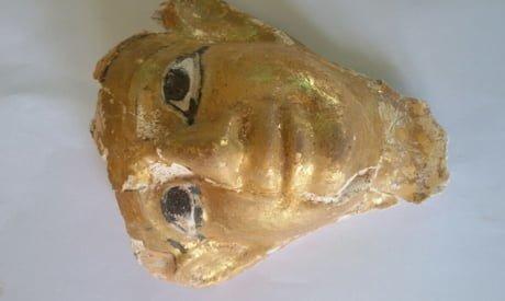 W Egipcie odkryto pięć rzymskich grobowców