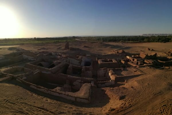 Odnaleziona nekropolia