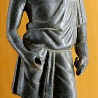 Figurine depicting Vulcan from around the 1st century CE