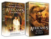 Africanus syn konsula / Wojna w Italii. Tom 1-2. PAKIET