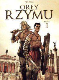Orły Rzymu. Księga I