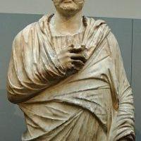 Słynna statua Hadriana