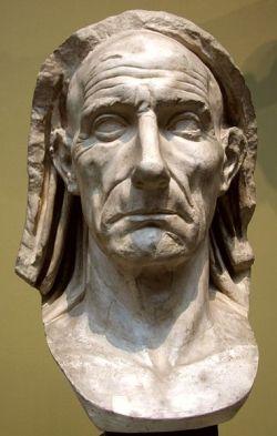 Rzeźba starszego mężczyzny z połowy I wieku p.n.e.