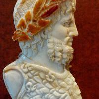 Kamea rzymska przedstawiająca Jowisza