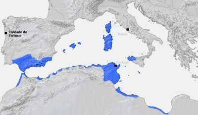 Carthage before the first Punic war