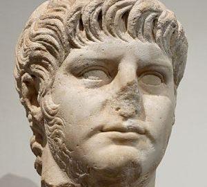 Popiersie cesarza Nerona