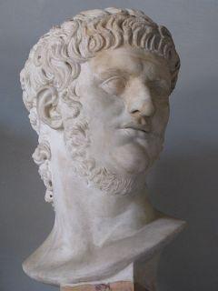 Popiersie dorosłego Nerona