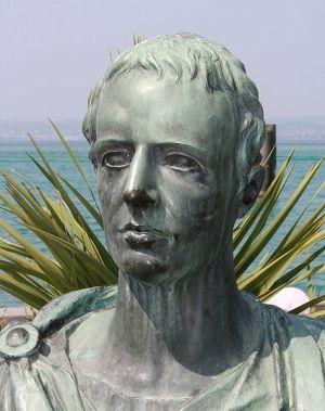 Współczesne popiersie Katullusa