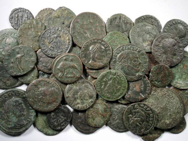 Monety rzymskie