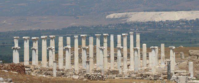 Prace wykopaliskowe na największym antycznym stadionie w Anatolii