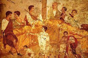 Wolny czas w starożytnym Rzymie