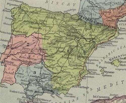 Hiszpania rzymska