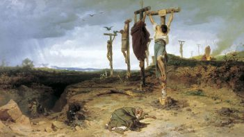 What was crucifixion in ancient Rome like?