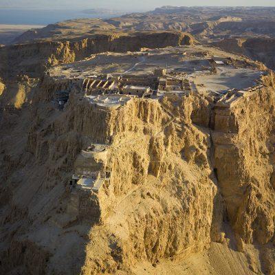 Twierdza Masada - zdjęcie