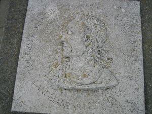 Memoriał w Deal, upamiętniający inwazję Cezara