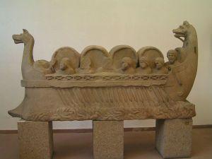 Rzymski statek rzeczny