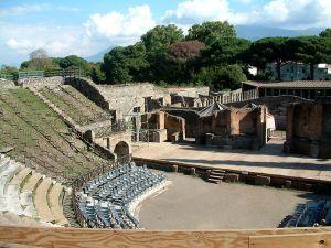 Teatr Wielki w Pompejach
