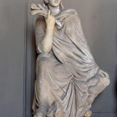 Rzymska kopia Tyche Antiochii