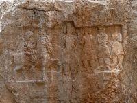Relief ukazujący Mitrydatesa I