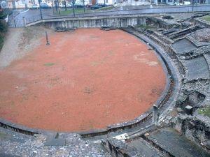 Amfiteatr rzymski w Lyon