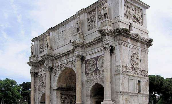 Arch of Constantine the Great