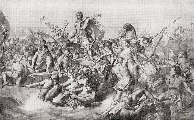Inwazja Cezara na Brytanię