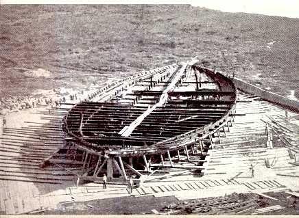 Caligula's great ships
