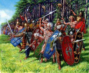 Celtyccy wojownicy