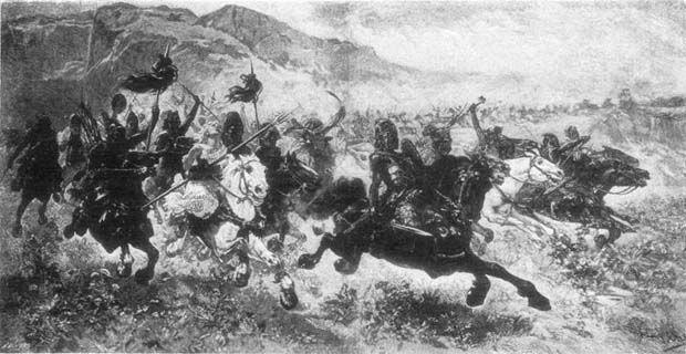 Inwazja Hunów