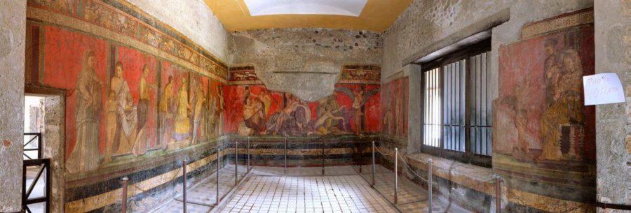 Koniec fresku Misteria donizyjskie