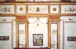 Malowidło ścienne z Domus Aurea