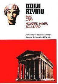 Max Cary, Dzieje Rzymu
