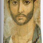 Portret Aline został odnaleziony na wspomnianym już cmentarzysku w Hawara.