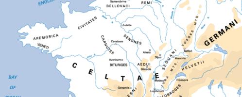 Galia w I wieku p.n.e.
