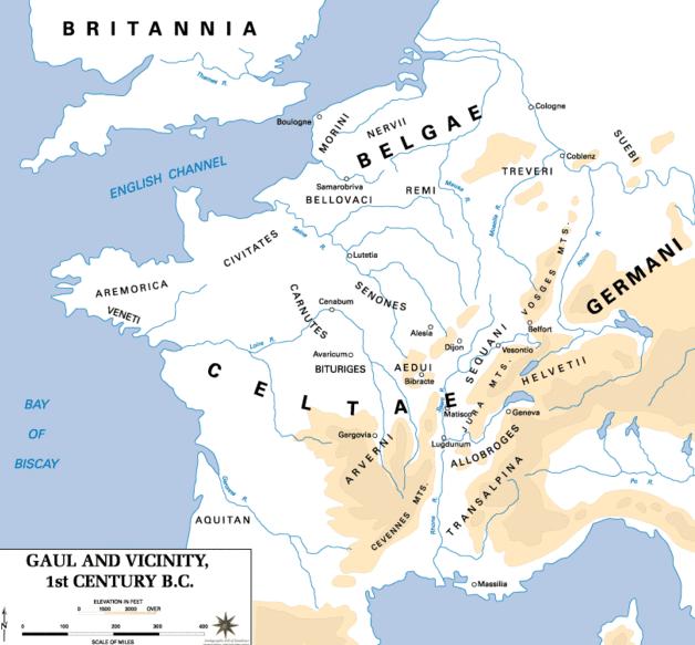 Wojny galijskie