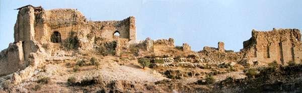 Ghal'eh Dokhtar, zamek wybudowany przez Ardaszira I