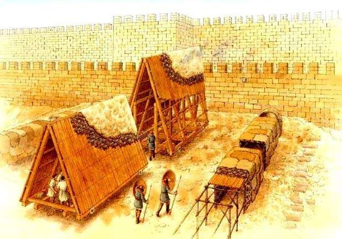 Taran i tunel rzymski