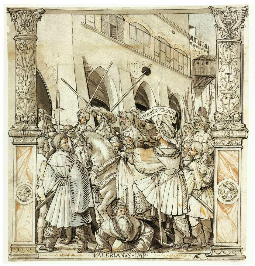 Wojny rzymsko-sasanidzkie